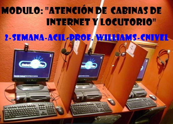 2-semana-ACIL-Prof. Williams-cnivel