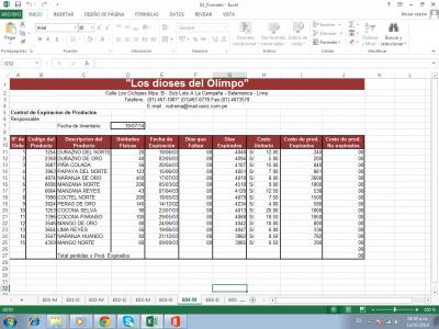 Practicas de Excel-Julio 14