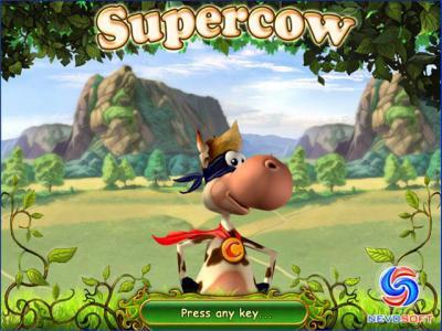 SUPER COW