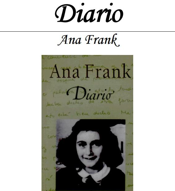 Diario de Ana Frank-Libro digital
