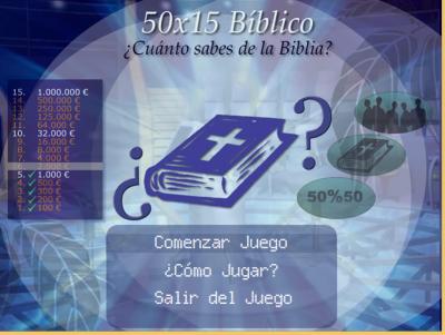 ¿Quién Quiere Ser Biblionario? 3.0