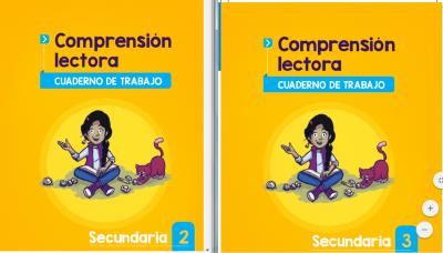 Libro de comprensión lectora
